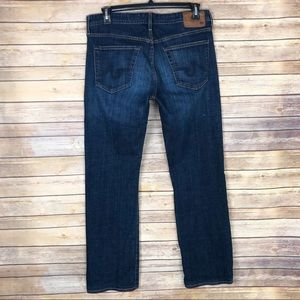 AG ADRIANO GOLDSCHMEID The Protege Straight Jeans